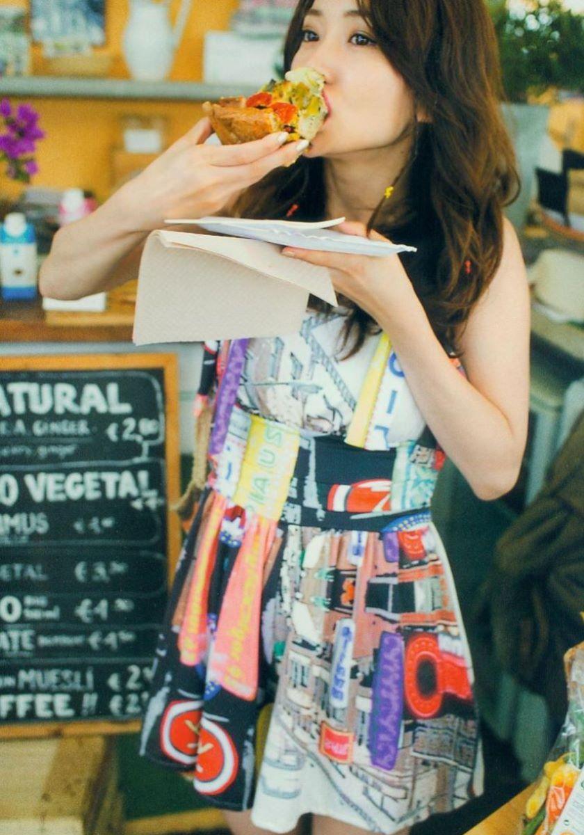 大島優子のオカズ写真集「脱ぎやがれ!」画像 85