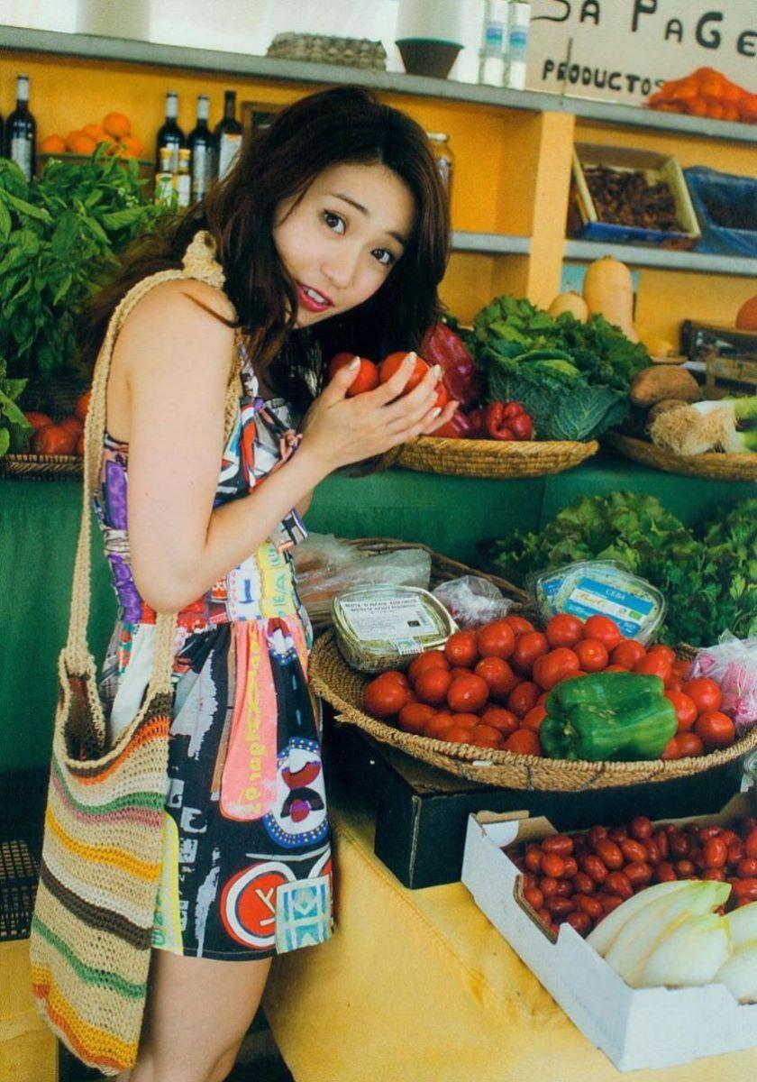 大島優子のオカズ写真集「脱ぎやがれ!」画像 86