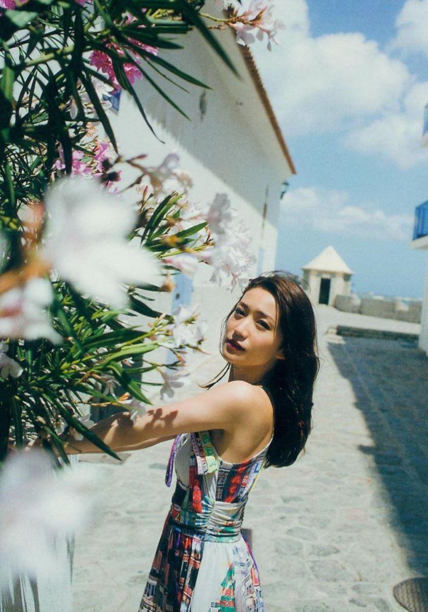 大島優子のオカズ写真集「脱ぎやがれ!」画像 89