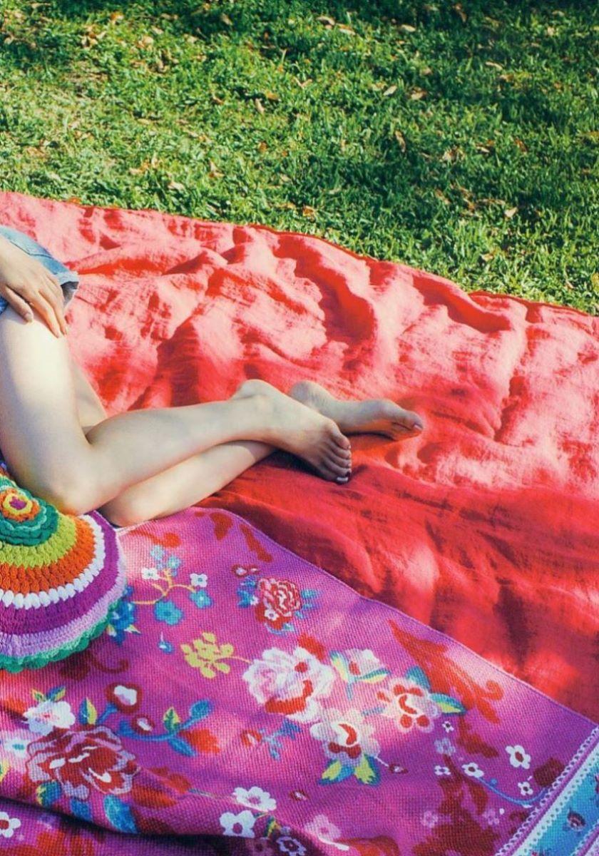 大島優子のオカズ写真集「脱ぎやがれ!」画像 95