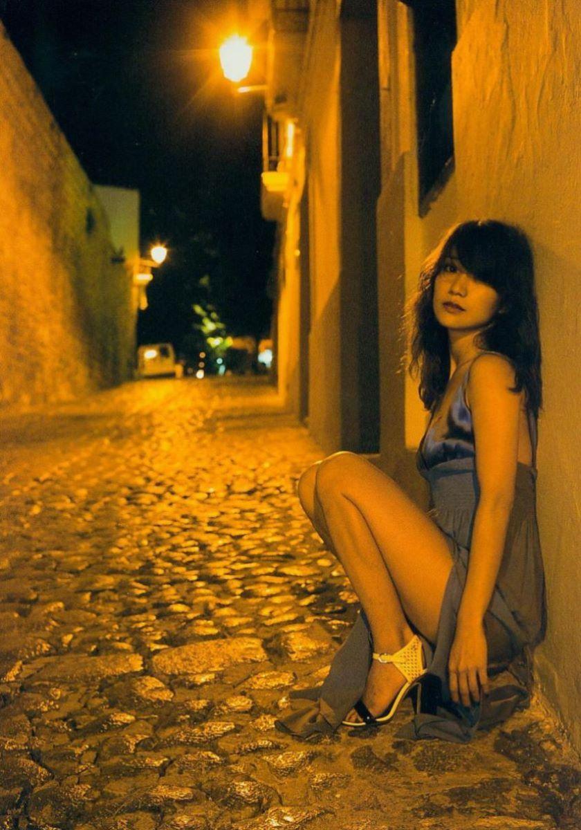 大島優子のオカズ写真集「脱ぎやがれ!」画像 101