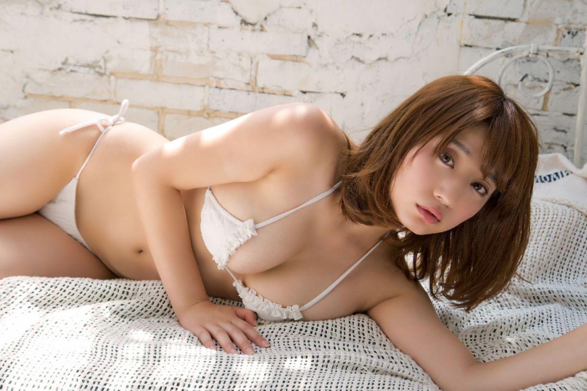 池田愛恵里 水着 コスプレ画像 59