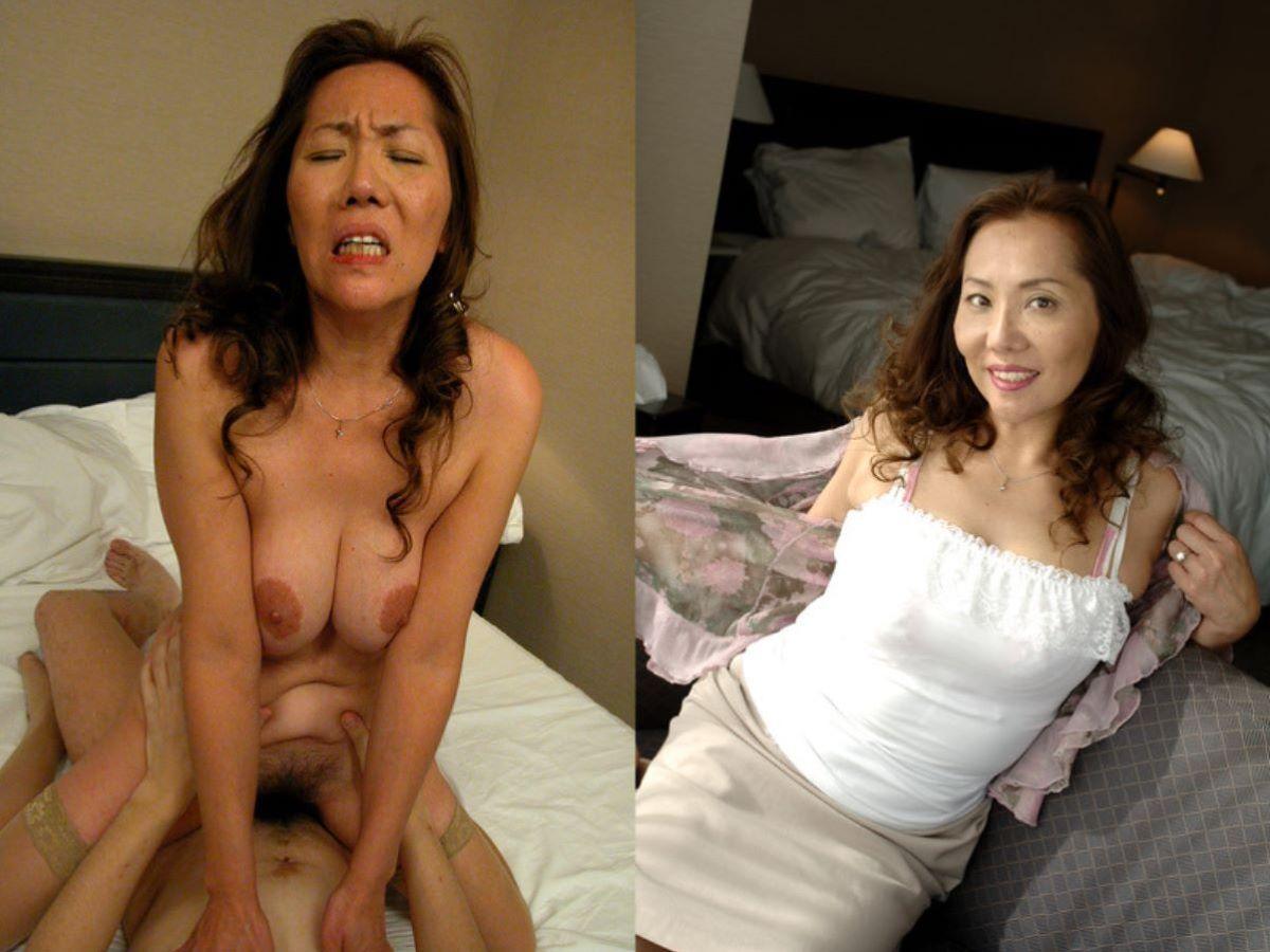 熟女 ハメ撮り セックス画像 3