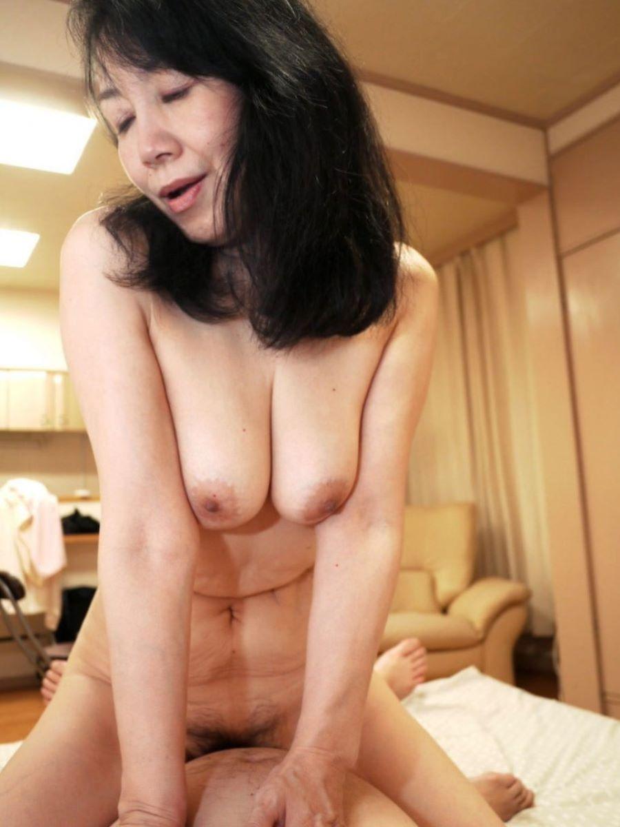 熟女 ハメ撮り セックス画像 23