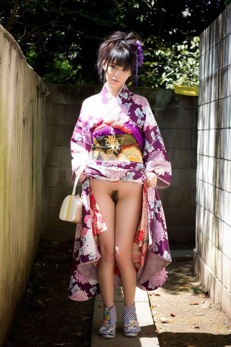 浴衣 エロ画像 5