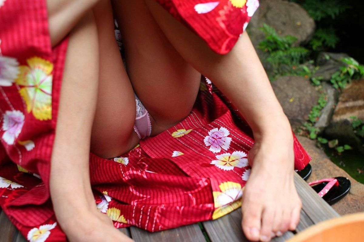 浴衣 エロ画像 25