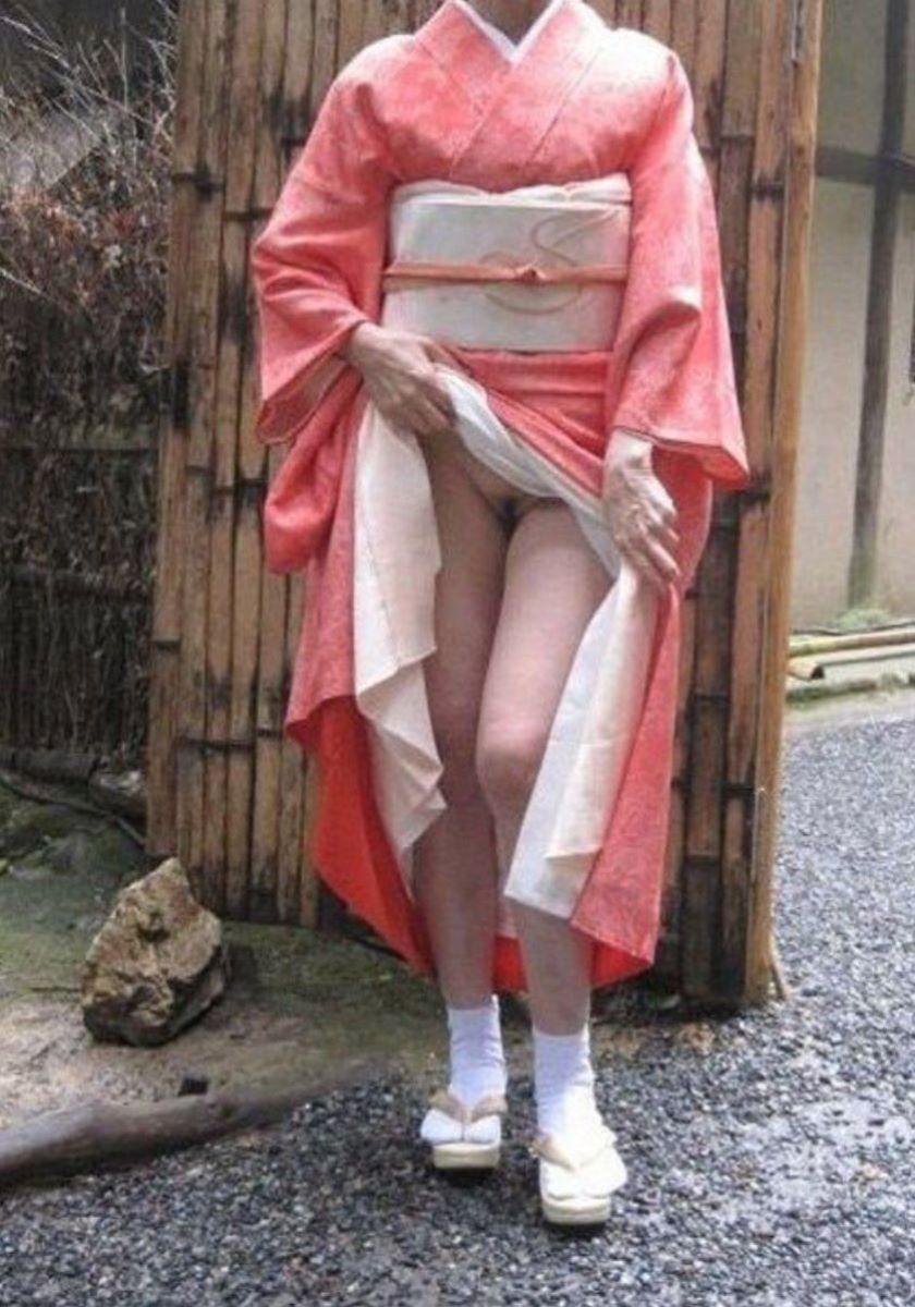 浴衣 エロ画像 61