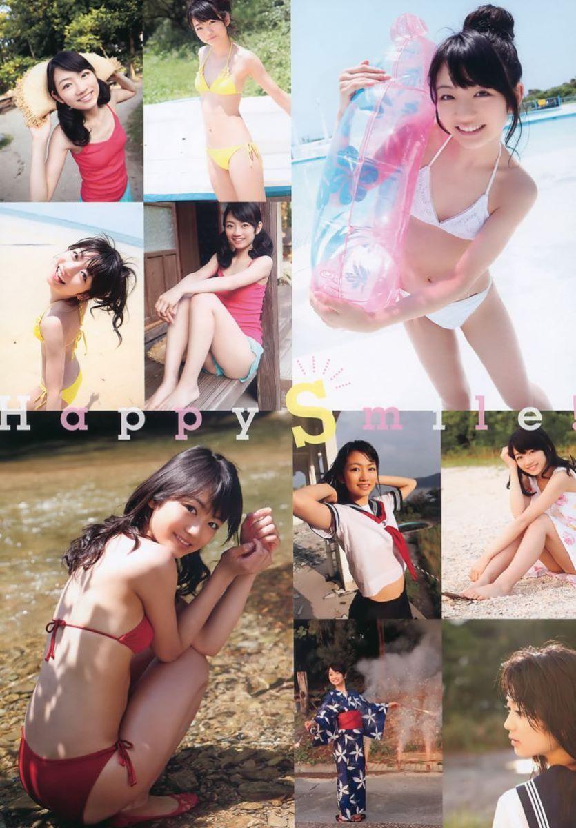森田涼花 ちっぱい かわいい 水着グラビア画像 2
