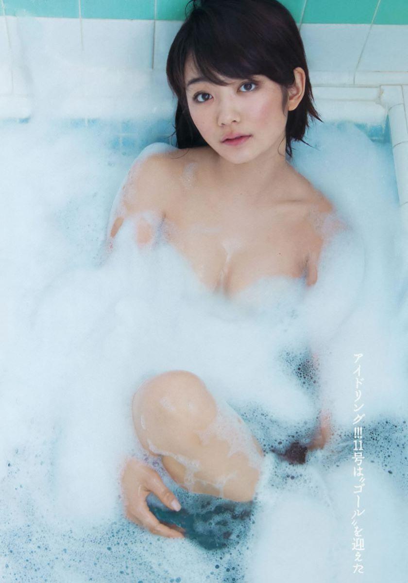 森田涼花 ちっぱい かわいい 水着グラビア画像 29