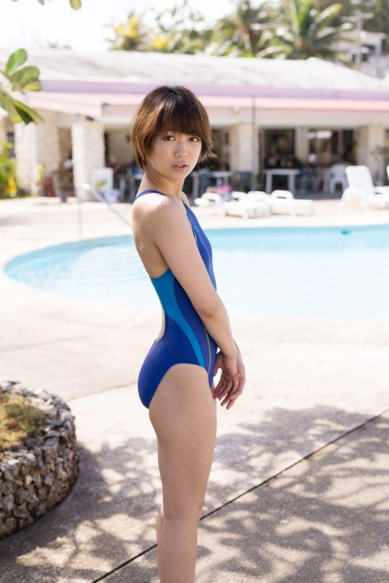 森田涼花 ちっぱい かわいい 水着グラビア画像 52