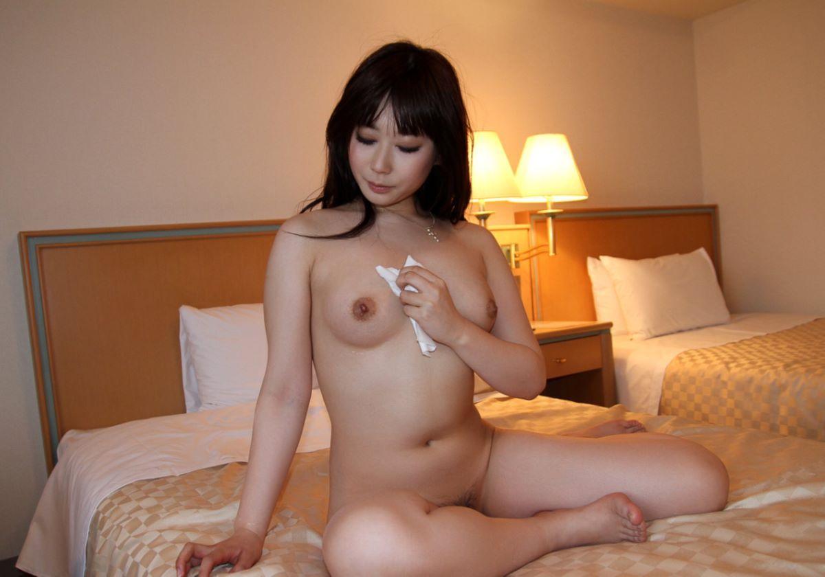 肉食系ヤリマン女子のハメ撮りセックス画像 80