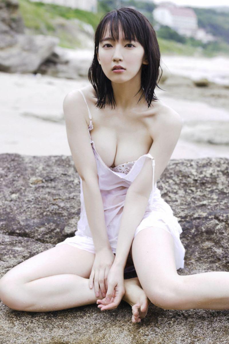 吉岡里帆 抜ける写真集 画像 58