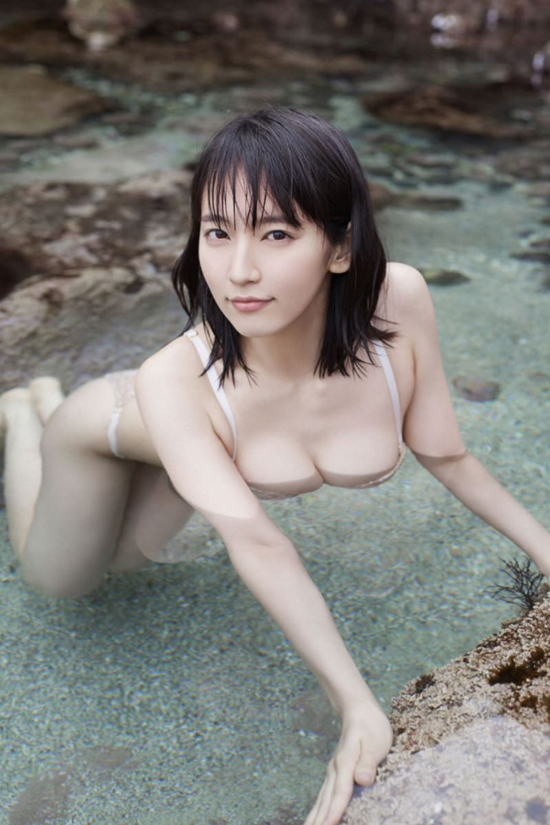 吉岡里帆 抜ける写真集 画像 60