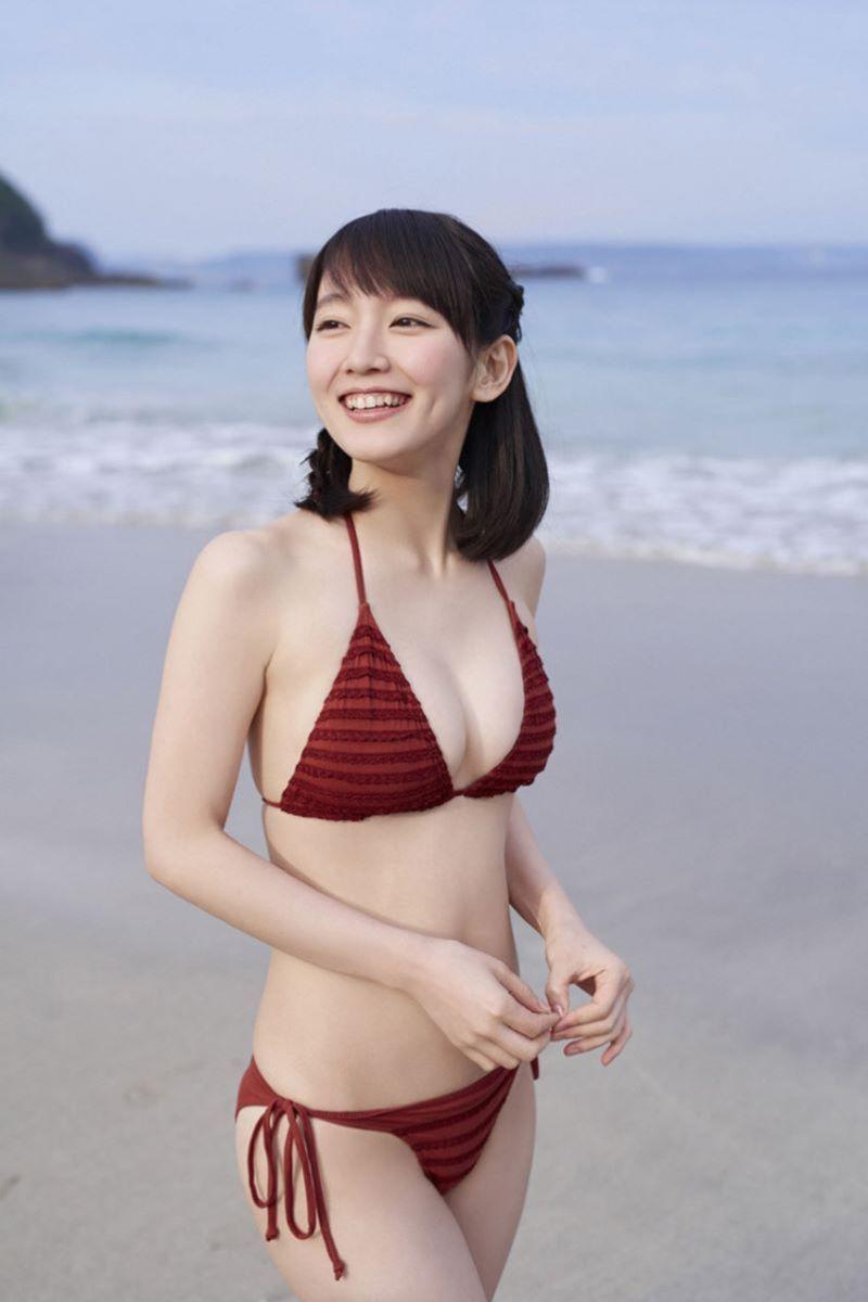 吉岡里帆 抜ける写真集 画像 71