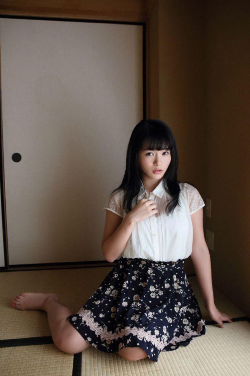 咲-Saki-の実写ドラマに出演している星名美津紀エロ画像 92