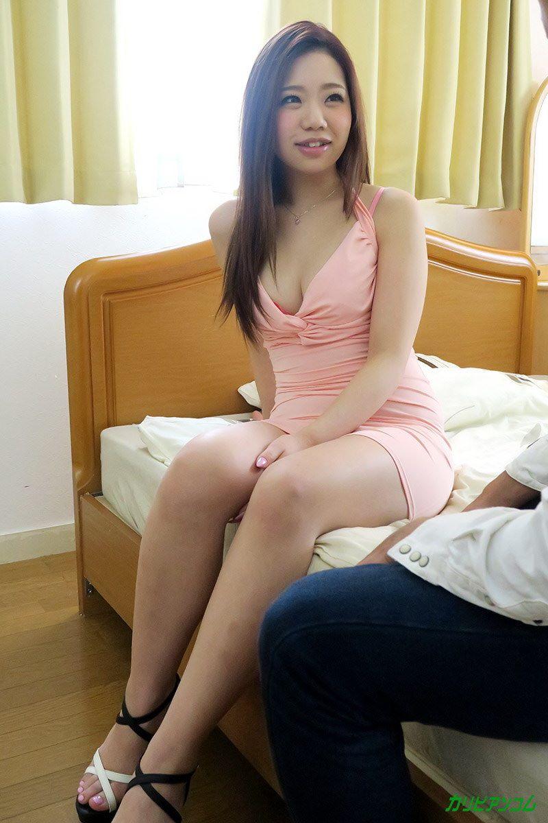 葉月ゆか ピンクまんこ女子の無修正セックス画像 1