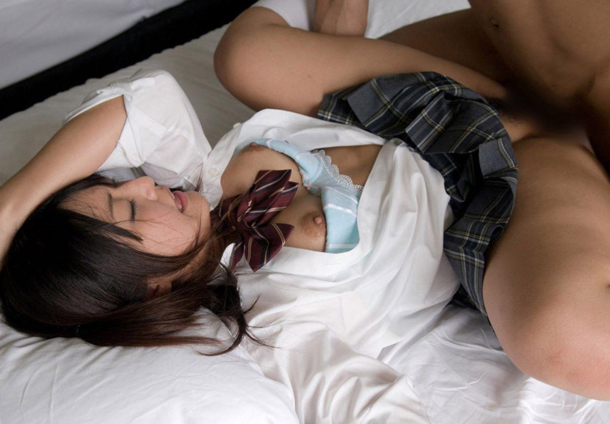 制服JK セックス画像 15