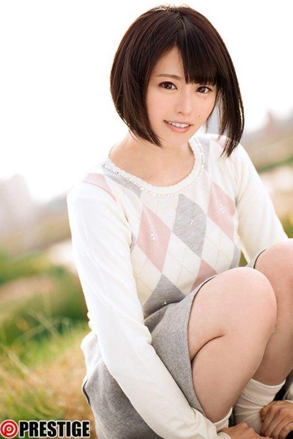 来栖まゆ 北海道で生まれ育った美少女のAVデビュー画像