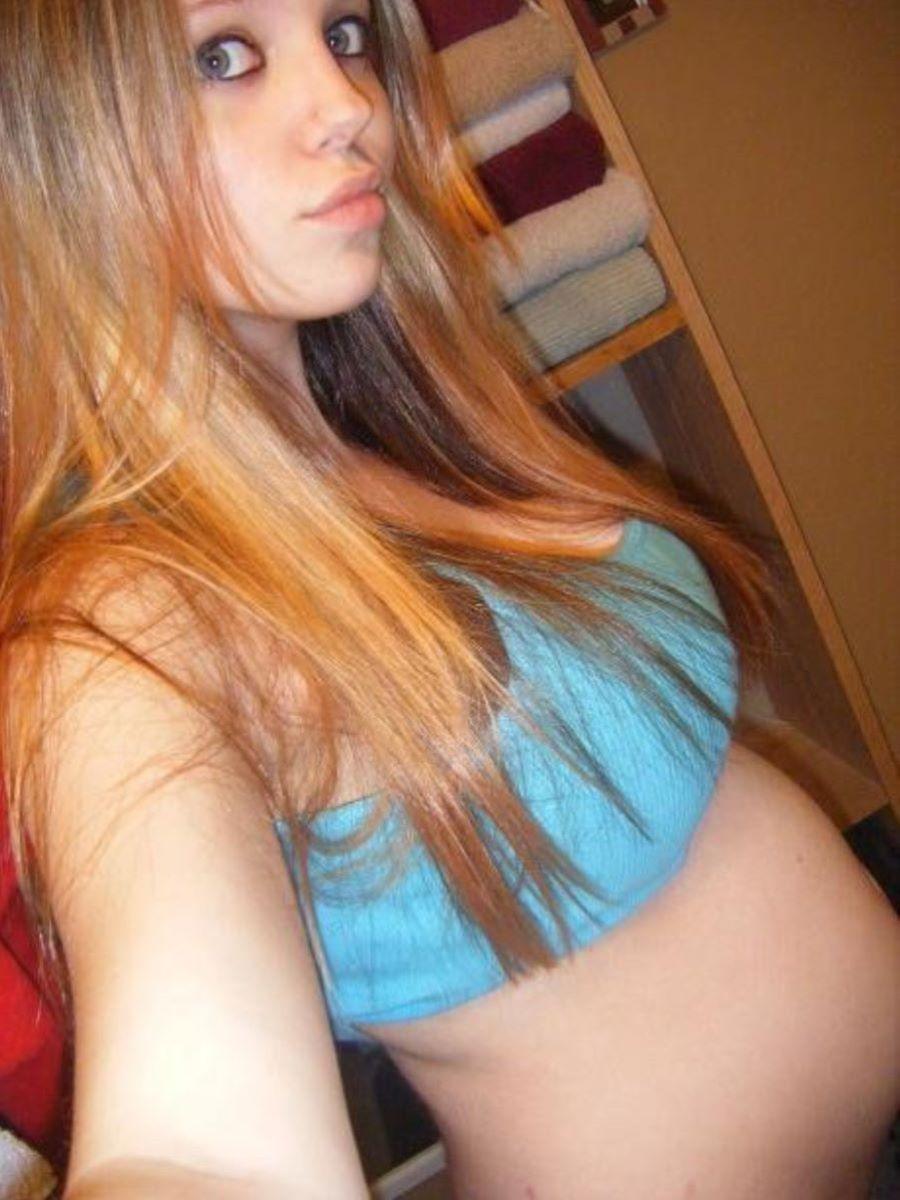 妊娠中の妊婦の裸・マタニティーヌード画像 77