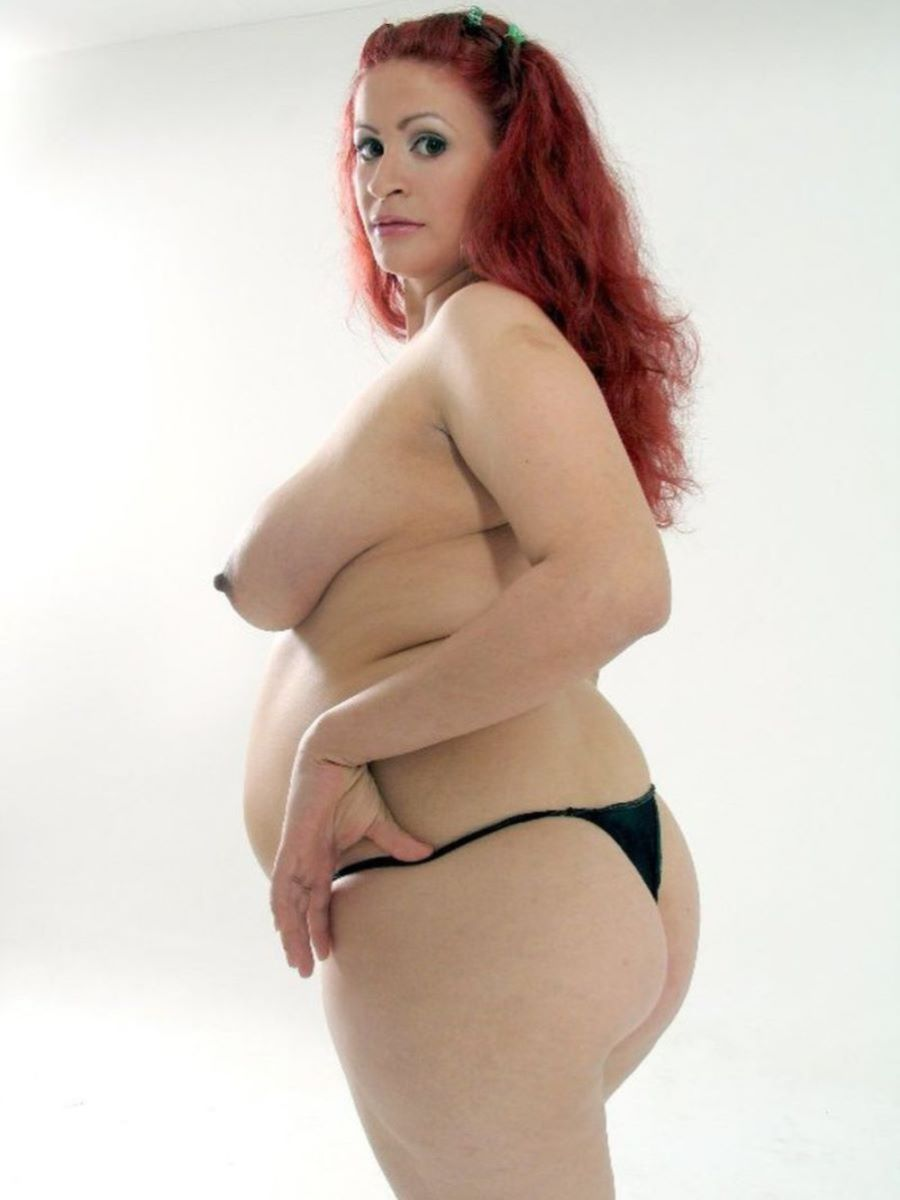 妊娠中の妊婦の裸・マタニティーヌード画像 92