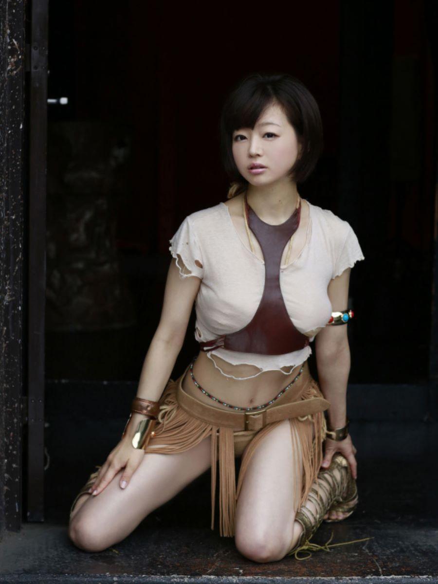 チャイナ服 喜屋武ちあき セクシー画像 53