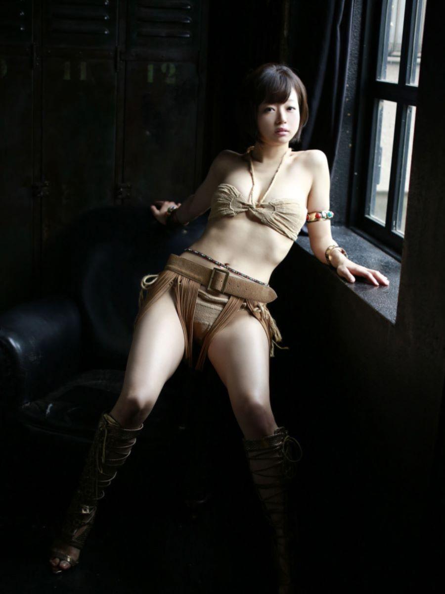チャイナ服 喜屋武ちあき セクシー画像 69