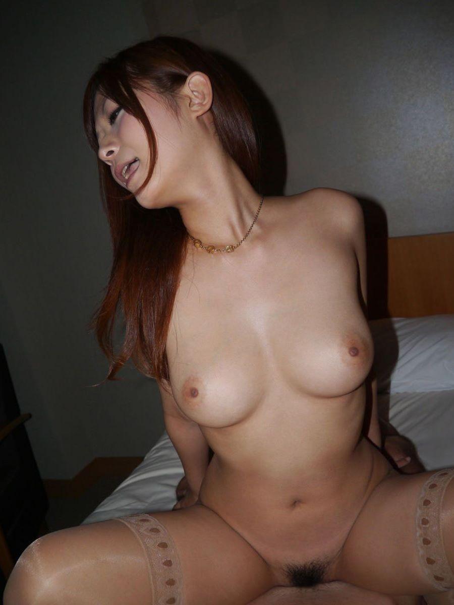 エビ反り 騎乗位 セックス画像 10