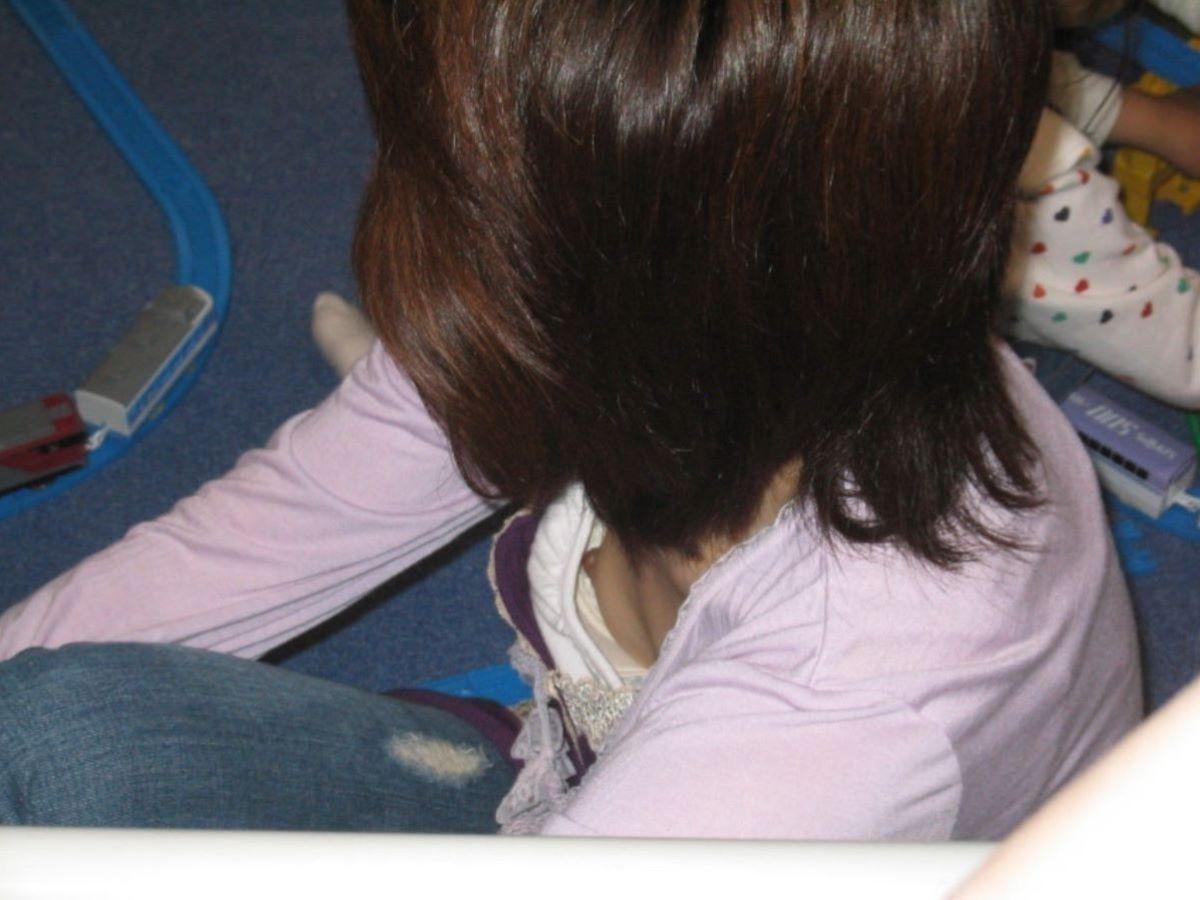 乳首ポロリ ハミ乳首 画像 6