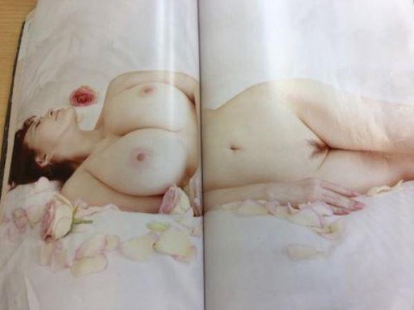 叶美香 乳首 最新 ヌード画像 2