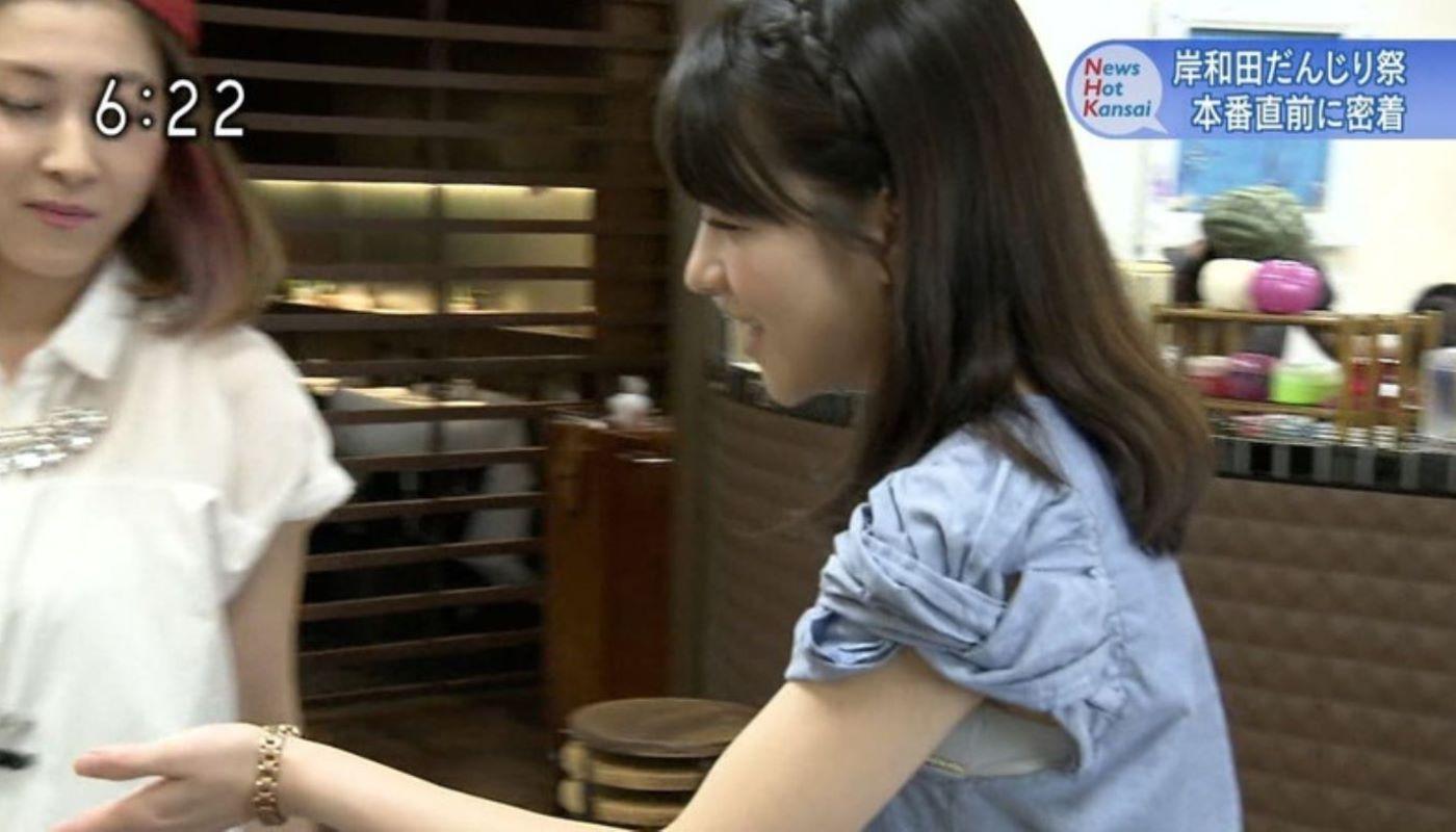 女子アナ アイドル 芸能人 ブラチラ画像 73