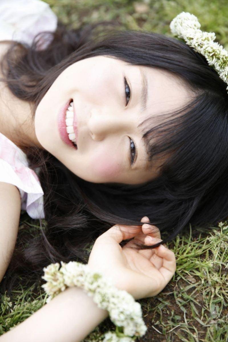 欅坂46 長濱ねる エロ画像 8