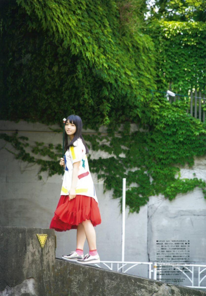 欅坂46 長濱ねる エロ画像 63