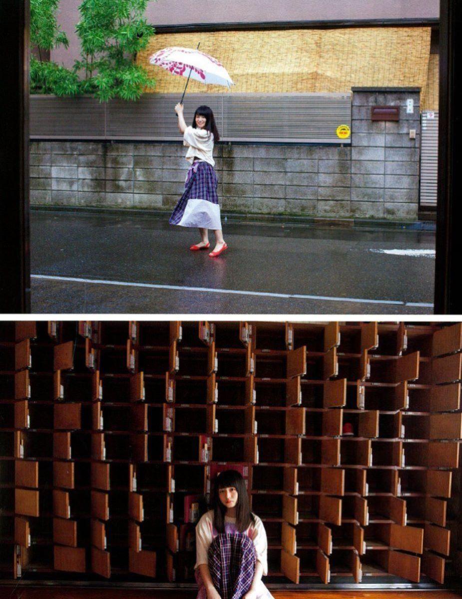 欅坂46 長濱ねる エロ画像 67