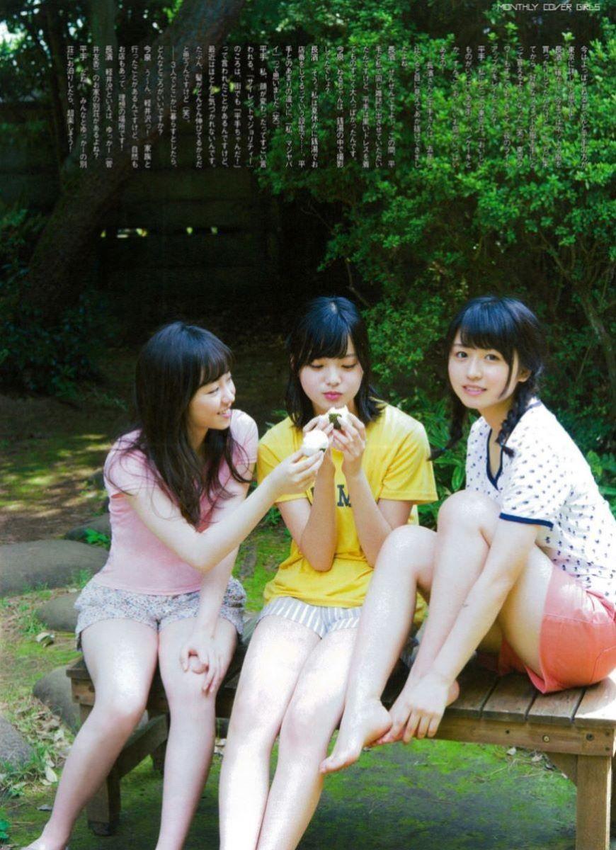 欅坂46 長濱ねる エロ画像 98