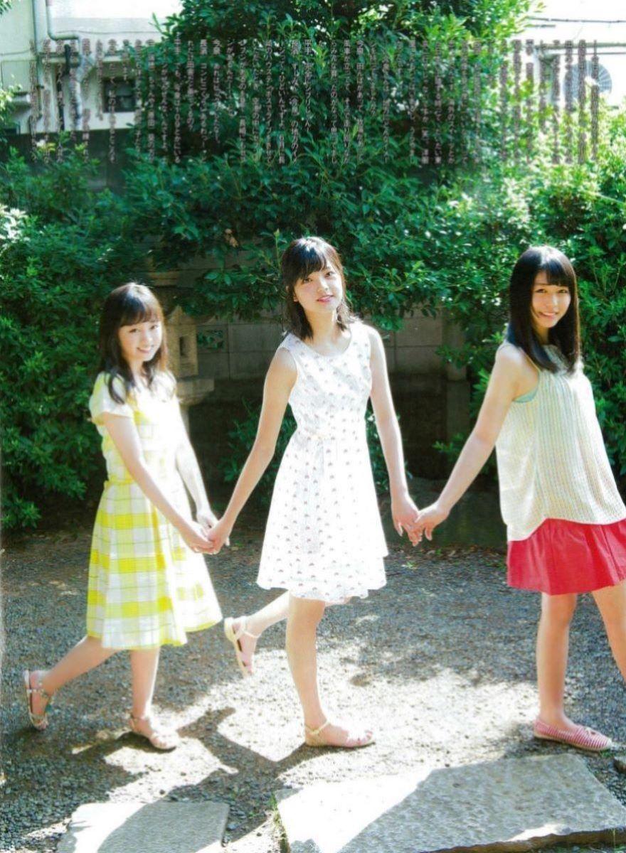 欅坂46 長濱ねる エロ画像 99