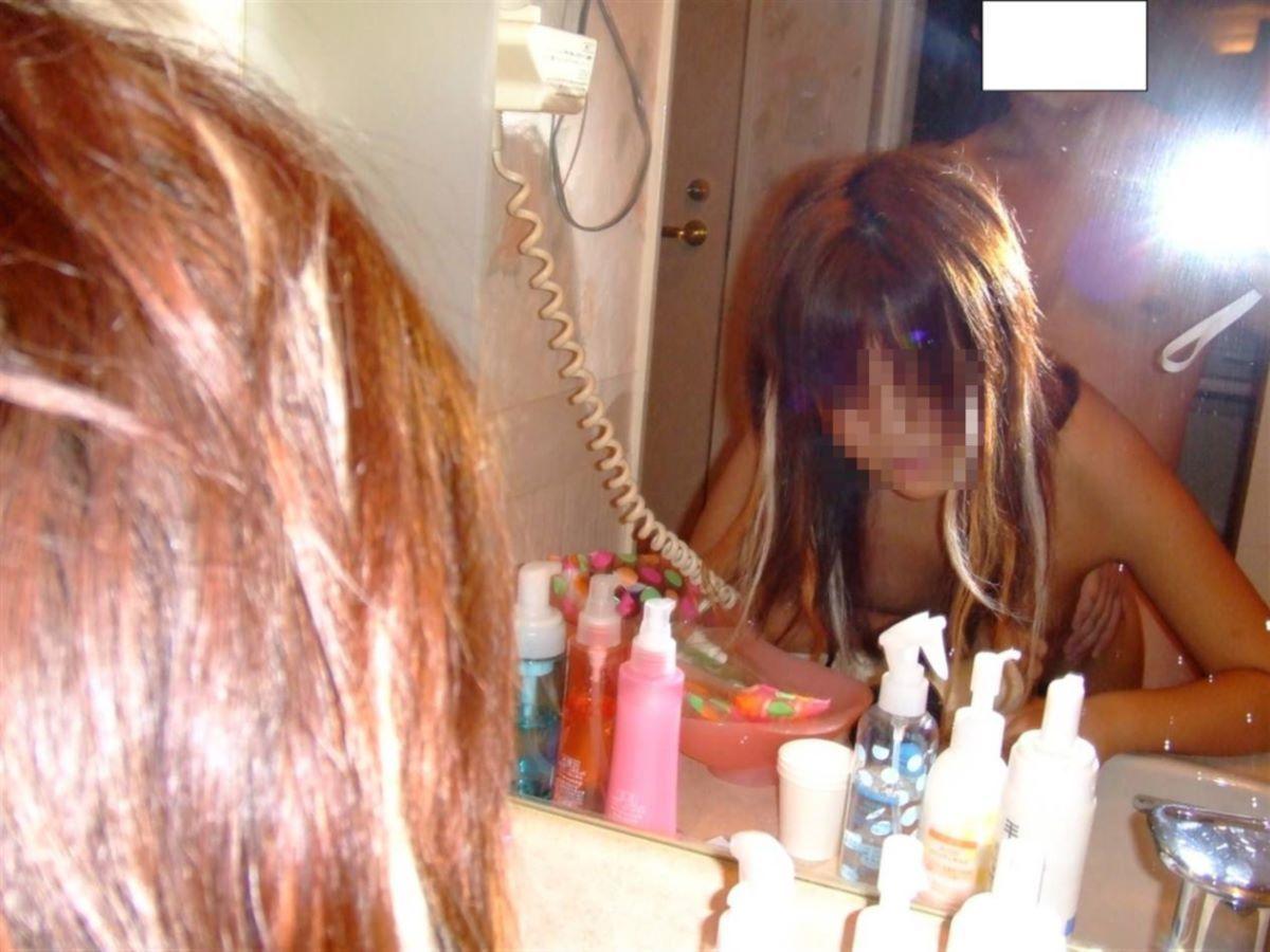 鏡撮り 素人 エロ画像 38