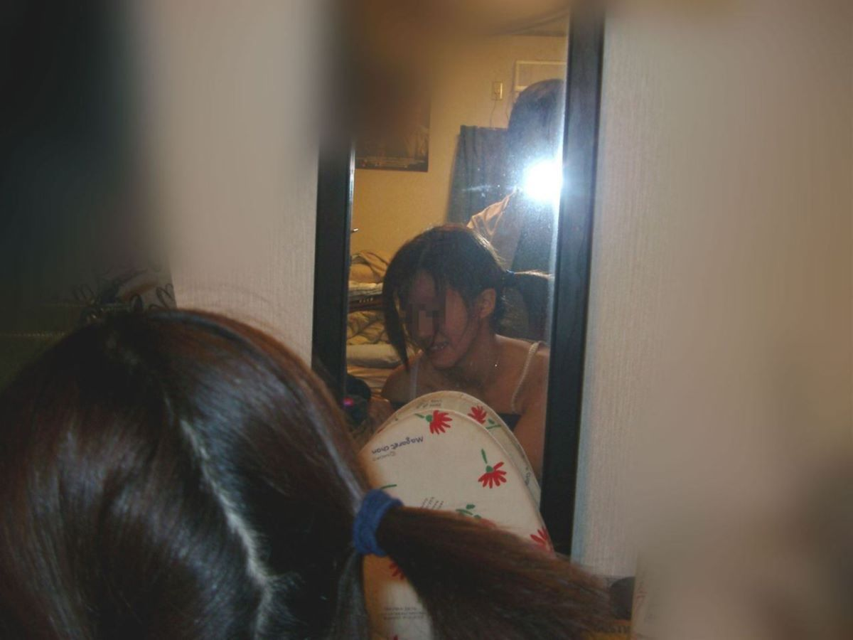 鏡撮り 素人 エロ画像 61