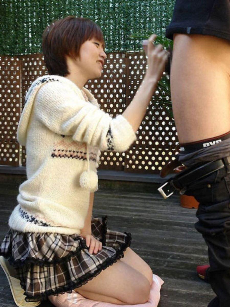 手コキ エロ画像 12