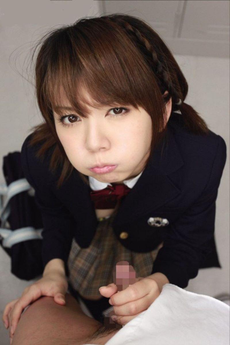 手コキ エロ画像 21