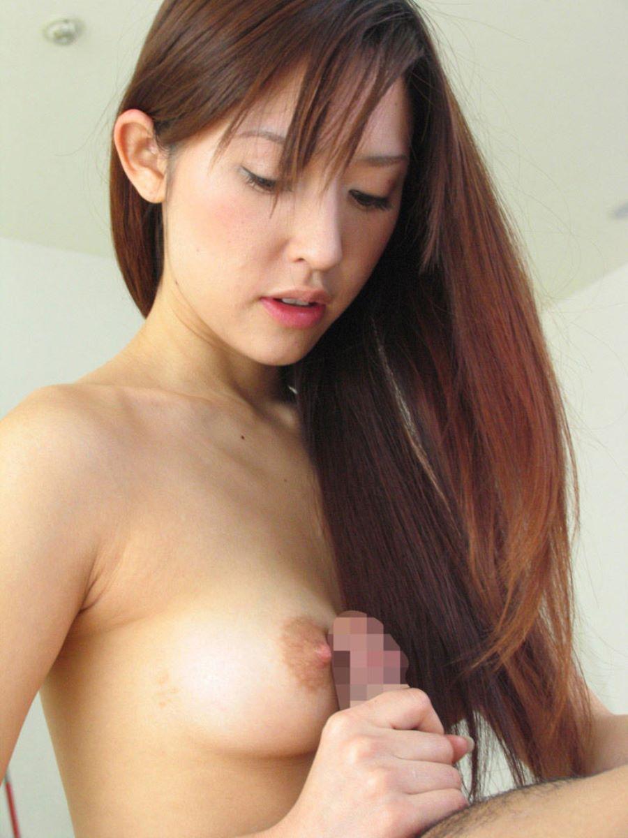 手コキ エロ画像 32
