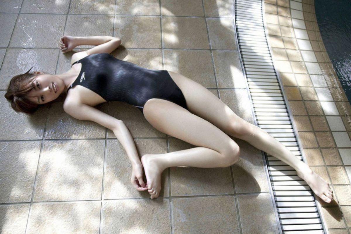 競泳水着 エロ画像 16