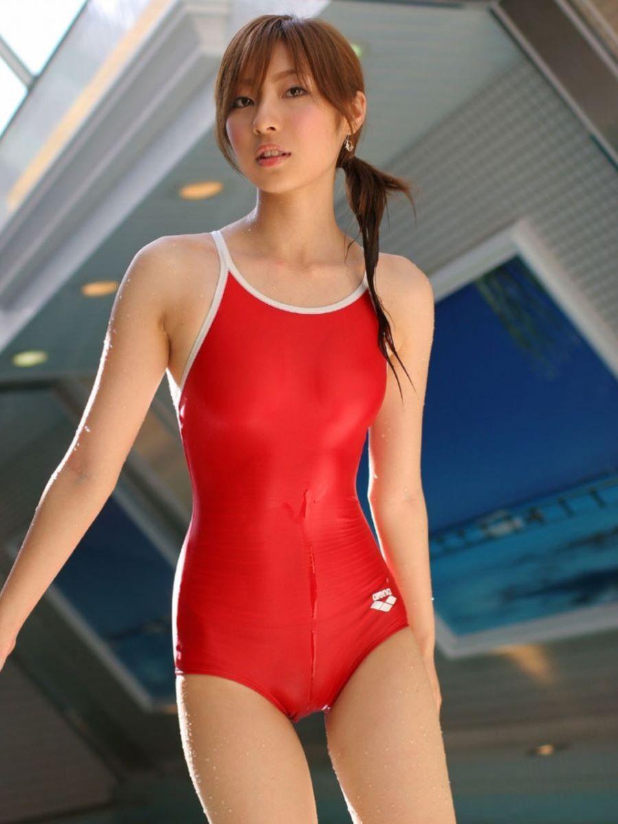 競泳水着 エロ画像 31
