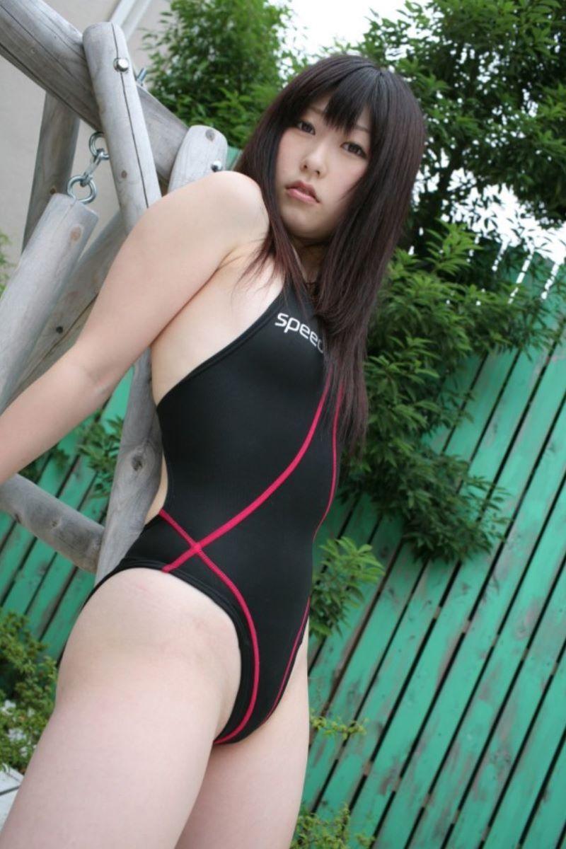 競泳水着 エロ画像 69