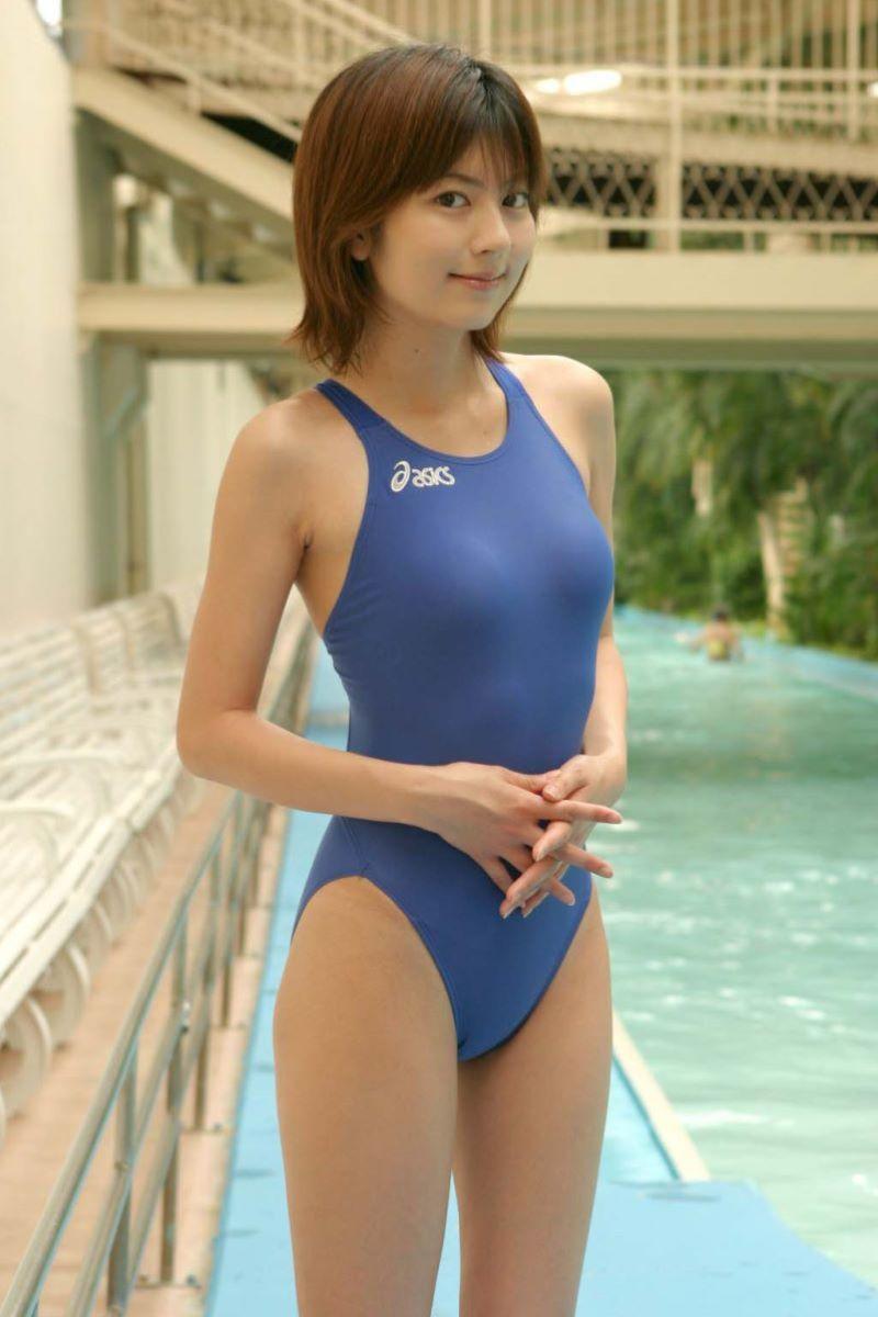 競泳水着 エロ画像 98