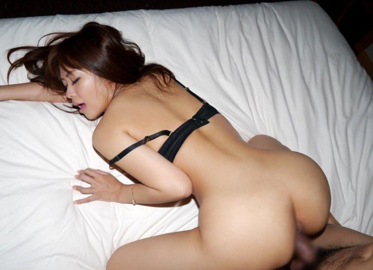 セックス 後背位 画像 59
