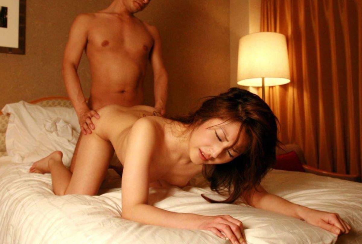 セックス 後背位 画像 161
