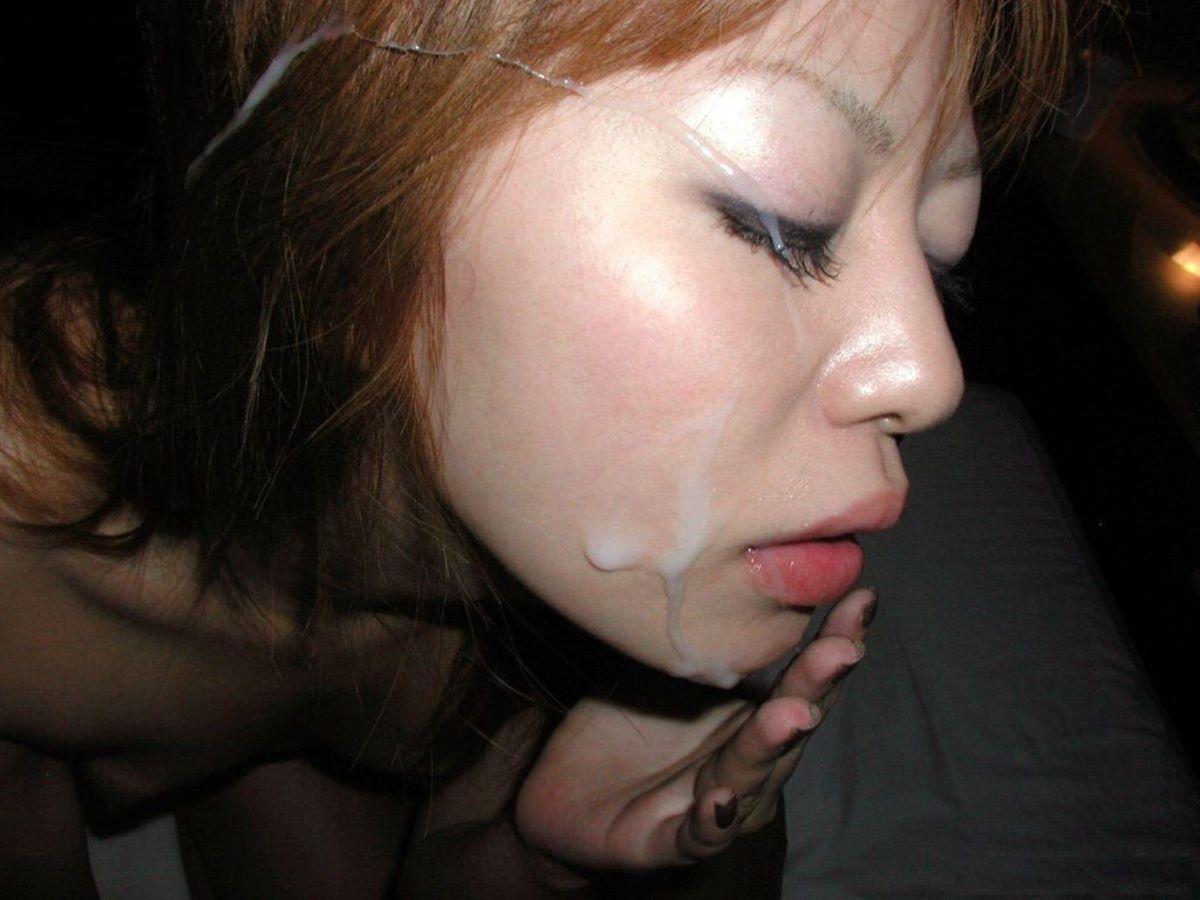 口内射精 エロ画像 84