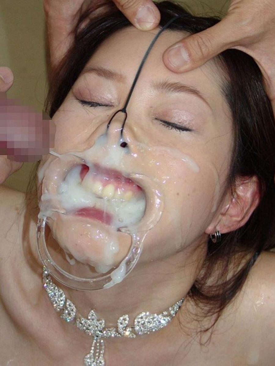 鼻フック SM画像 1
