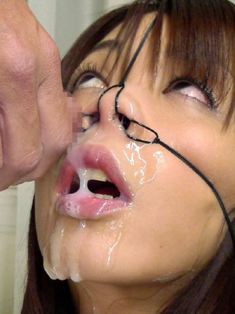鼻フック SM画像 5