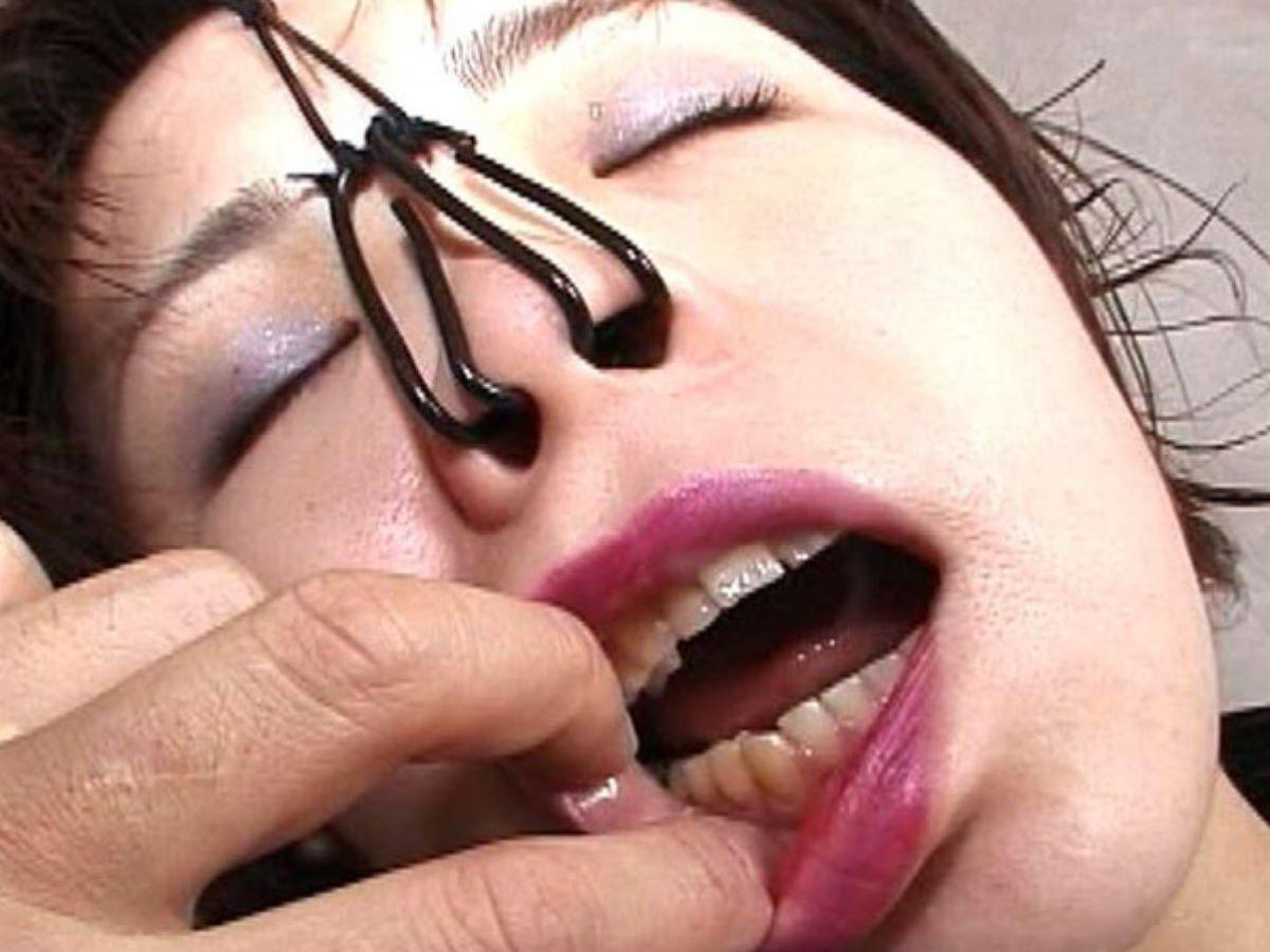 鼻フック SM画像 37